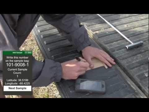 Soil Test Pro - Using a Smart Phone to Soil Sample