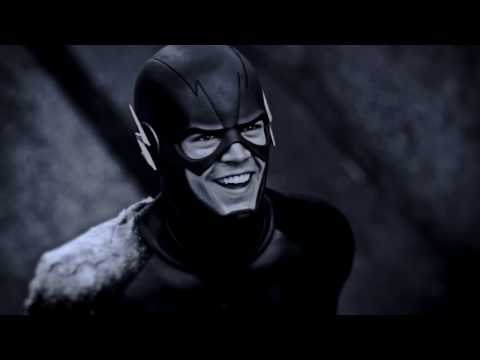 barry allen - you are a memory