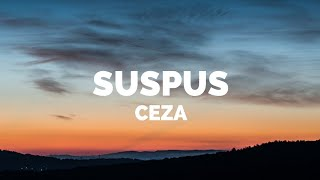 Ceza - Suspus (Lyrics)