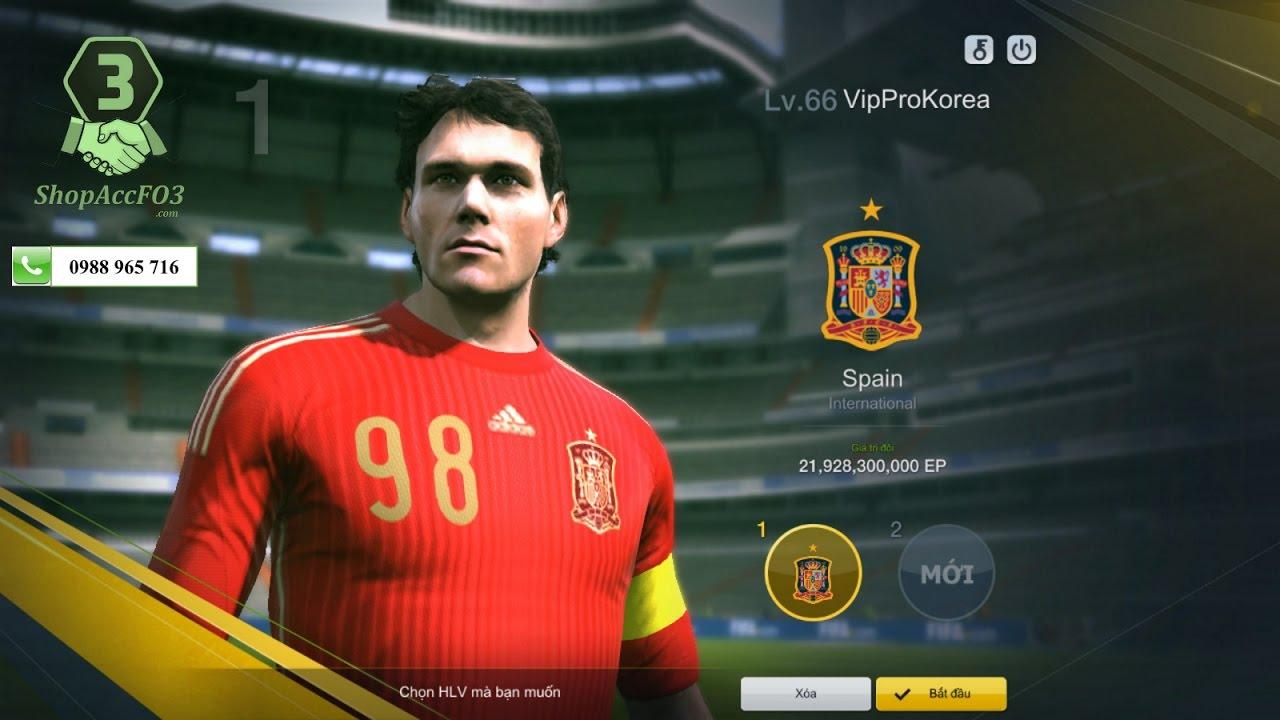 Mua Bán Acc Fifa Online 3 VIP | Van Basten WL vs Shevchenko WL- GTĐH 21,9 Tỷ EP | Shopaccfo3.com