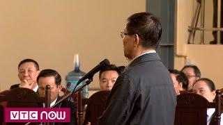 Ông Phan Văn Vĩnh liên tục dạ thưa, nhầm lẫn trước tòa