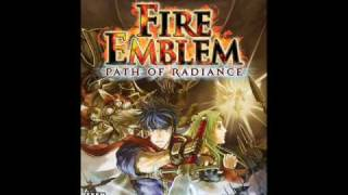 Fire Emblem Path Of Radiance To My Love
