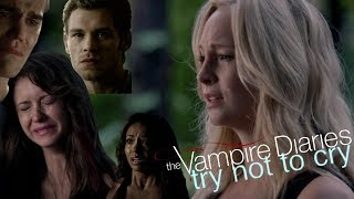 try not to cry | the vampire diaries edition pt 2 *SPOILERS*