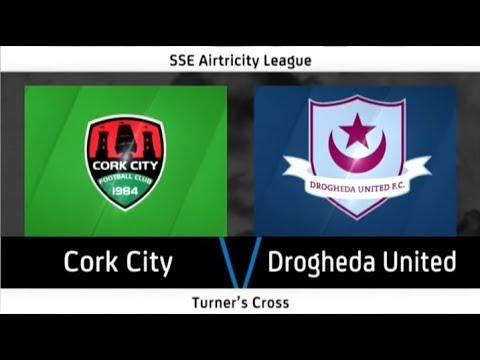 HIGHLIGHTS: Cork City 5-0 Drogheda United