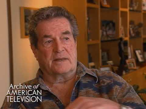 Hugh O'Brian on the television series Search - TelevisionAcademy.com/Interviews