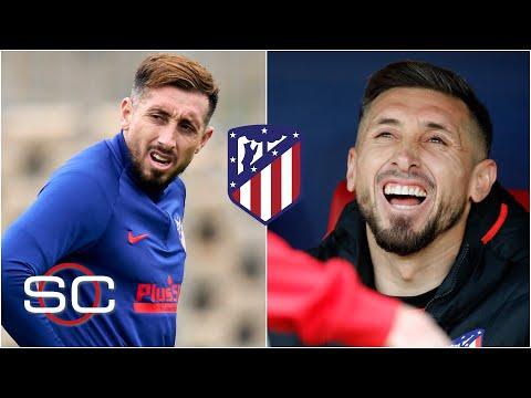 Héctor Herrera y su PRESENTE en el Atlético de Madrid. ¿Le favorecerán los 5 cambios? | SportsCenter