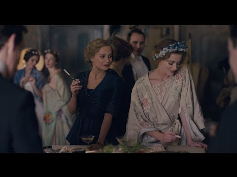 THE DANISH GIRL - 'Costume Party' Clip - In Theaters November 27