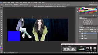 Tutorial capa para facebook!Selena Gomez
