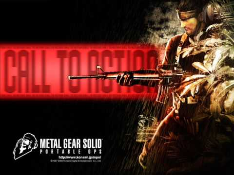 Natasha Farrow - Calling to the Night From Metal Gear Solid: Portable Ops with lyrics