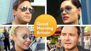 The Grenfell Tower Charity Single - Behind the Scenes | Good Morning Britain