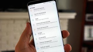 Best Settings for Better Battery Life on Samsung Galaxy S8 and S8+
