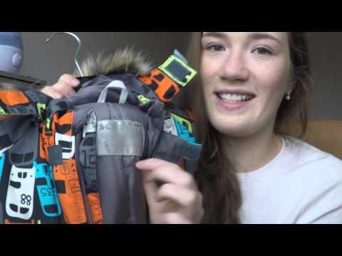видео: Детская зимняя одежда Kerry, Lassie, Котофей. Утепляемся! Подготовка к зиме #2