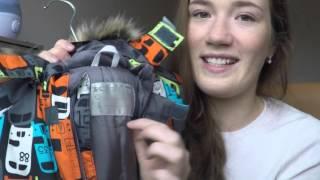 видео Детская одежда LASSIE by Reima