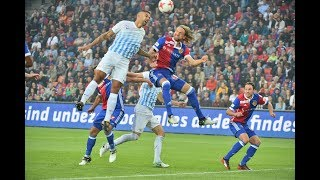Highlights: FC Basel vs. FC Zürich (1:0) - 23.09.2017