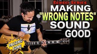 "Download lagu How to Make ""Wrong Notes"" Sound Good | Sensei Q&A #1"