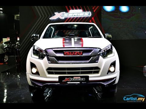 Isuzu D-Max X-Series - Highlights