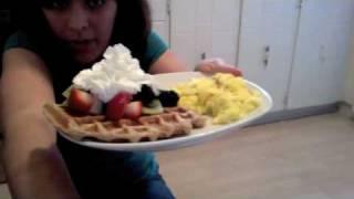 Waffles = Life