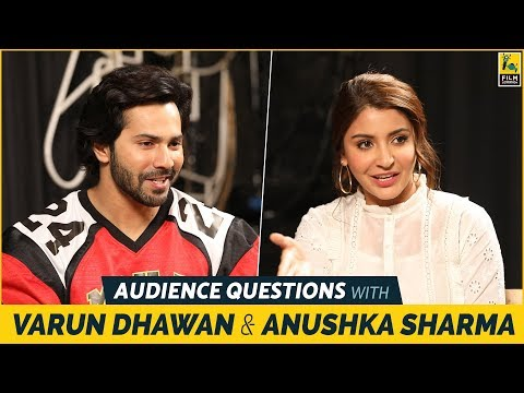 Anushka Sharma & Varun Dhawan Answer  Questions  FC Unfiltered  Anupama Chopra