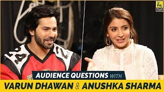 Anushka Sharma & Varun Dhawan Answer Fan Questions | FC Unfiltered | Anupama Chopra