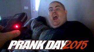 PRANK DAY 2015!!