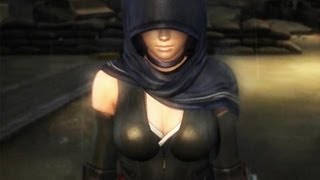 Get ready ! Kasumi joins Ninja Gaiden 3 Razor's Edge ! Join us on F...