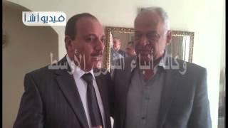 بالفيديو النائب محمد فرج عامر يقدم تعازية وتعازي البرلمان للمواطن عادل ميخائيل داخل منزله بلندن