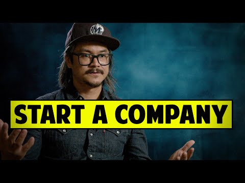 How One Person Can Start A Production Company - Van Ditthavong
