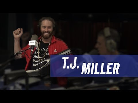 T.J. Miller expands on leaving 'Silicon Valley' - Jim Norton and Sam Roberts Show
