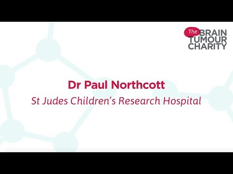 Ask the Researcher | Dr Paul Northcott | Biomedical Research into Paediatric Brain Tumours