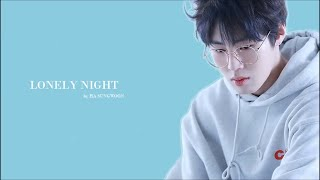 [KARAOKE/THAISUB] HA SUNGWOON - LONELY NIGHT