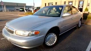 2000 Buick Century Limited Edition For Sale