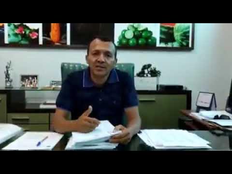 Prefeito Zé Carlos anuncia três grandes obras para São Desidério