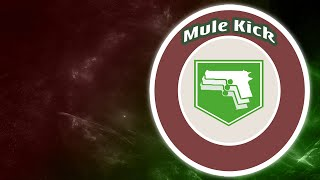 Call of Duty: Zombies | Cancion: Mule Kick [Letra/Lyrics en pantalla]