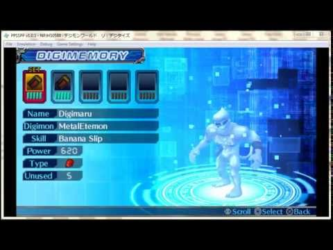 Digimon World Re Digitize Latest Eng Patched WHI Blue Save and Rebirth