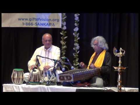 Pandit Tarun Bhattacharya - Santoor - Yaman Kalyan