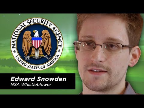Edward Snowden Exposes NSA's Surveillance of Innocent Citizens