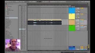 Ableton Live Course Online GYAT Week 8 - Making a track in Ableton pt1