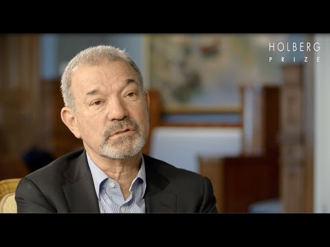 The Holberg Conversation 2016: Stephen Greenblatt