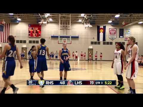 Liberty vs Rampart girls basketball full broadcast