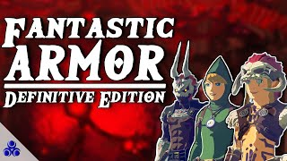 Fantastic Armor & Where to Find it - Definitive Edition (BOTW)