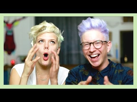 The Humming Challenge (ft. Betty Who) | Tyler Oakley