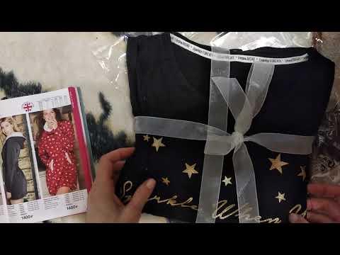 Каталог 6/2019,женская пижама,стр.90,размер40-42,цена 999руб.