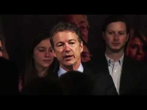 Rand Paul suspends his 2016 presidential campaign