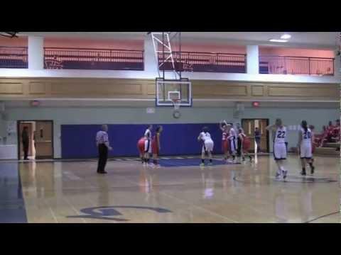 SOUTH ELGIN STORM GIRLS VARSITY BASKETBALL TEAM V GENEVA HIGH SCHOOL DECEMBER 2012