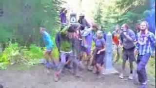 Pacific Crest Trail Monument 78 Dance Party!