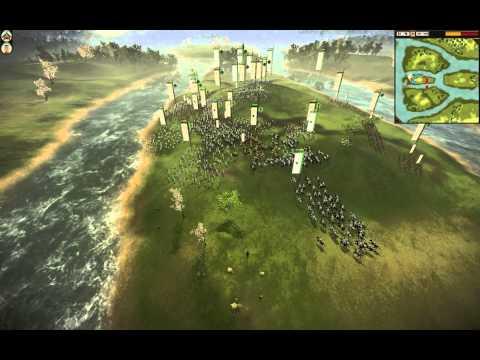 Total War: Shogun 2- 300 (Japanese dub, 720p) |