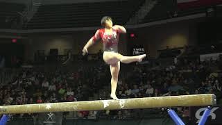 Mai Murakami (JPN) - Balance Beam - 2018 American Cup