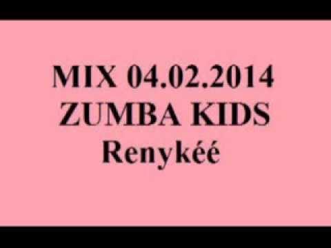 ZUMBA KIDS MUSIC