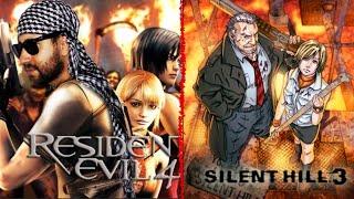 Resident Evil 4 - en profesional juego completo + Silent Hill 3 - completo - En Español