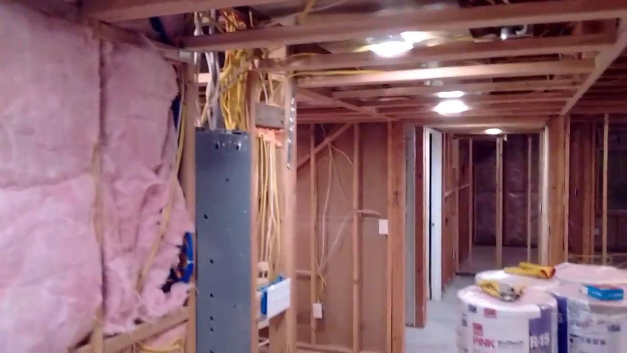 Tips For Basement Fire-Blocking